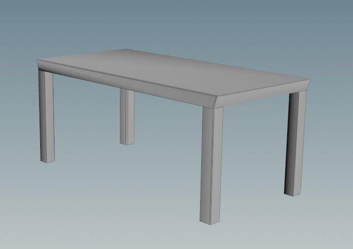 과제로 Edit 기능만 이용해서 간단한 테이블 모델링을 해봤습니다